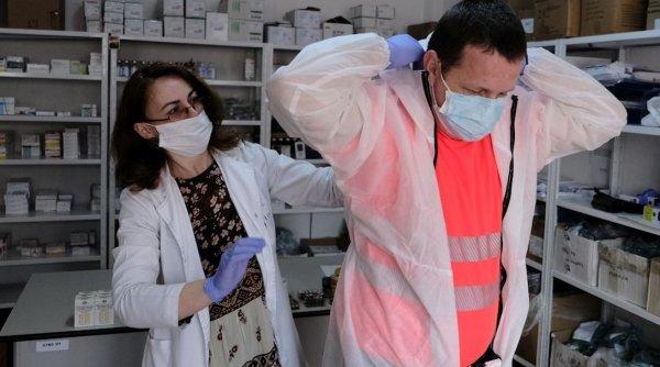 Coronavirus în România, 22octombrie 2020. Cea mai neagră zi. Record absolut de infectări și decese