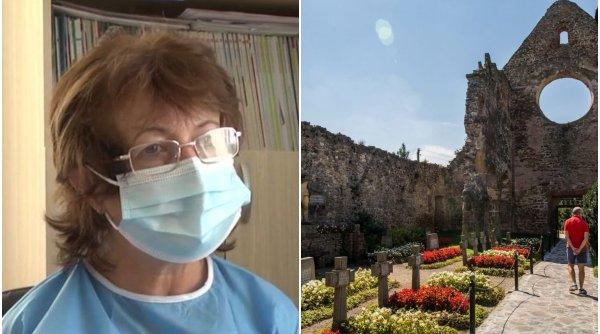 Un medic pneumolog din Sibiu avertizează: ''Protejați-vă, virusul nu iartă pe nimeni! Atacă tot organismul şi uneori o face pe nesimţite!''