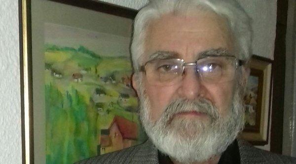 Unul dintre cei mai importanţi pictori români, ucis de COVID. Virusul i-a afectat 80% din plămâni
