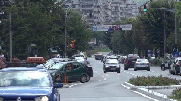 Noaptea trecută, în București, nivelul de poluare a fost depășit cu 350%