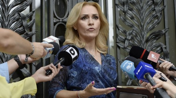 """Gabriela Firea: Prefectul Capitalei """"aflat la cumpărături"""" a fost avansat de premierul Ludovic Orban. Doar e prieten cu premierul!"""
