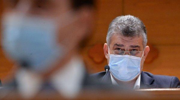 """Marcel Ciolacu, mesaj pentru Ludovic Orban: """"Să rămână scris! Premierul va fi de la PSD"""""""
