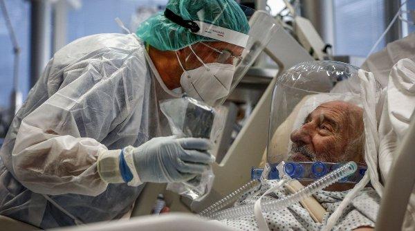 Record de noi cazuri de coronavirus în Italia: aproape 20.000 de noi infectări în 24 de ore