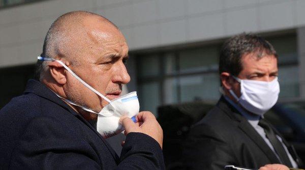 Premierul bulgar Boyko Borisov s-a infectat cu COVID şi se simte rău