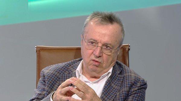 """Ion Cristoiu: """"Klaus Iohannis e Stăpînul Sistemului în România de azi"""""""