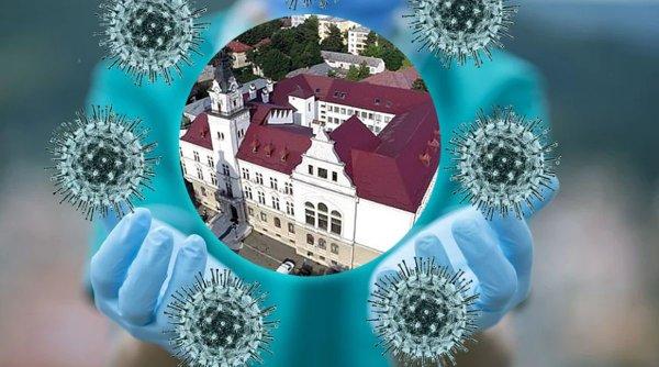 Primăria Siret din Suceava a fost închisă, după ce 25 de angajați au fost infectați cu coronavirus