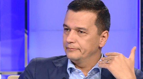 """Sorin Grindeanu, atac la Guvernul PNL: """"A eșuat pe toate liniile"""""""