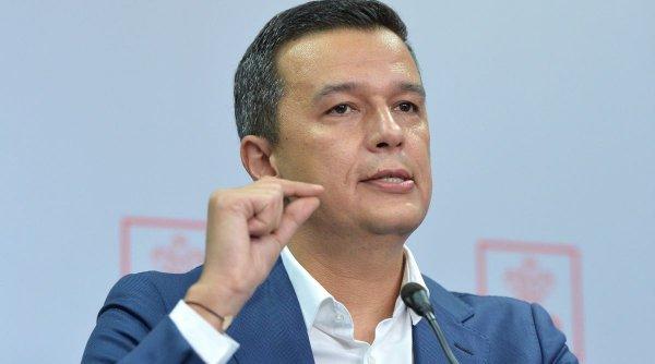 """Sorin Grindeanu: """"Oricine încalcă legea, plătește. Indiferent că îl cheamă Ciolacu sau Grindeanu"""""""