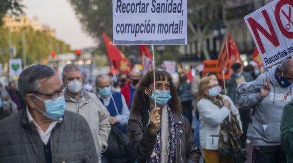 Spania a declarat stare de urgență din cauza COVID-19