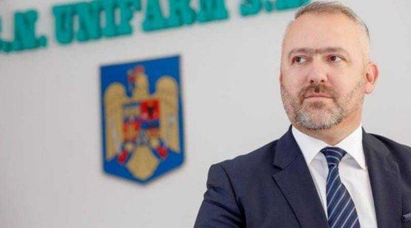 Directorul Unifarm a demisionat! Cornel IonuţIonescu, demascat de Antena 3