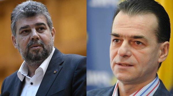 Preşedintele PSD, Marcel Ciolacu, spune că PNL va mări taxele, pentru că Guvernul nu are venituri