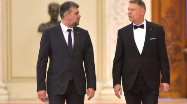 """Propunerea făcută de Marcel Ciolacu lui Iohannis: """"N-am primit încă răspuns"""""""
