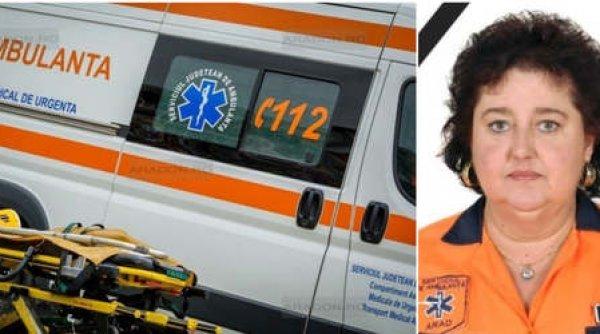 Asistentă medicală de la Ambulanţa Arad a murit de Covid. Alţi nouă angajaţi sunt infectaţi