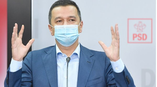 Sorin Grindeanu despre planul PSD pentru combaterea pandemiei COVID-19: Urmează o lovitură economică direct în plex
