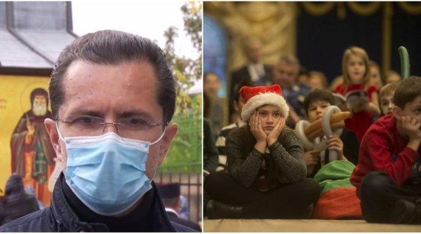 Vasile Bănescu: ''Anularea sărbătorii de Crăciun mi se pare total deplasată! Sărbătorile sunt oricum sobre, nu trebuie să devină însă sumbre''