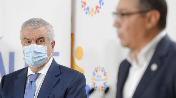 Tăriceanu: Iohannis şi 'guvernul lui' credeau că pandemia va fi precum răpirea jurnaliştilor în Irak