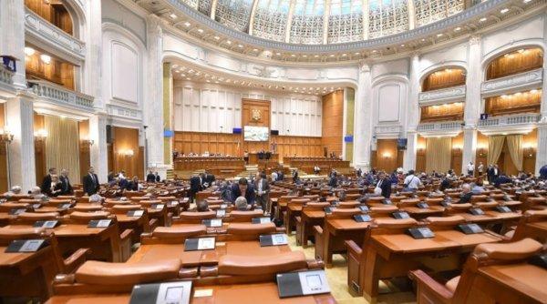 Deputat care a vorbit la microfonul Parlamentului sub un minut candidează pentru al patrulea mandat