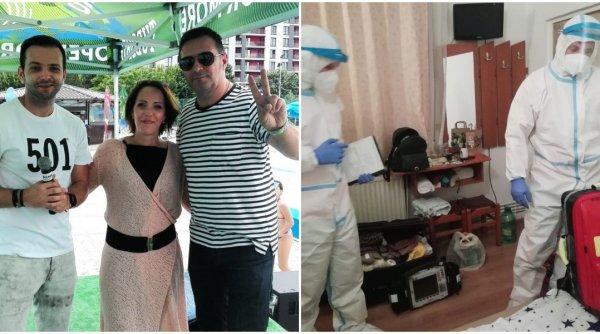 O jurnalistă izolată la o pensiune din Cluj face un apel disperat. Femeia susţine că a fost agresată de proprietari: ''M-au îmbrâncit şi lovit!''