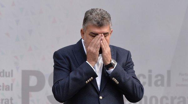 """Marcel Ciolacu despre Ion Ganea, senatorul exclus din PSD: """"Doamna Gorghiu l-a convins pe domnul general în rezervă și turnător al securității să nu vină"""""""
