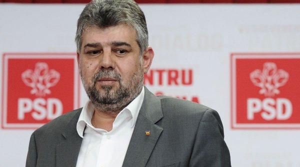 """Marcel Ciolacu: """"Suntem pe primul loc în sondaje, avem 31%! Vom fi la guvernare"""""""