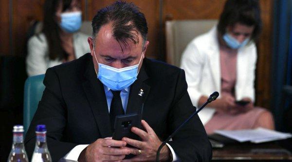 """Nelu Tătaru nu exclude să bage spitalele private în circuit COVID. """"Suntem pe un câmp de luptă"""""""