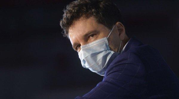 Nicușor Dan: Spitalele din București au tot ce le trebuie, dar suntem la limită cu resursa umană