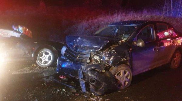 Accident grav în Cluj! Un tânăr de 18 ani este intubat, iar o femeie și un copil au fost răniţi