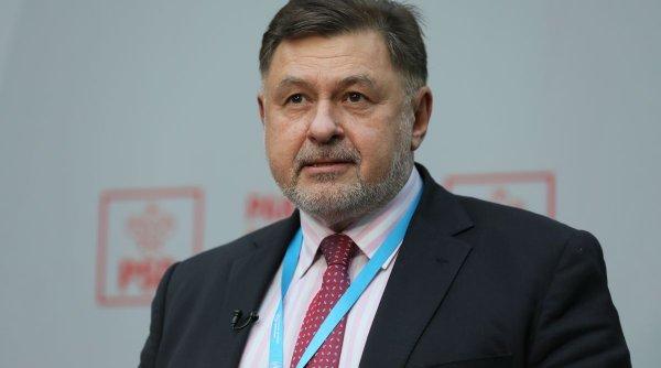 Alexandru Rafila cere redeschiderea şcolilor pentru clasele primare: Nu putem ţine un copil în faţa unui ecran luni de zile