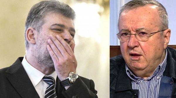 Cristoiu: Demisia lui Marcel Ciolacu este urmarea unui blat cu Ludovic Orban