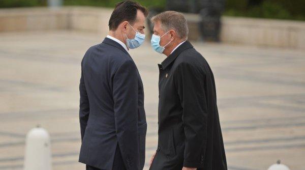 Klaus Iohannis, întâlnire de taină cu Ludovic Orban și alți lideri PNL la Vila Lac 1