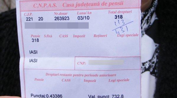 Pensiile românilor vor creşte şi anul viitor. Anunțul important făcut de consilierul lui Orban