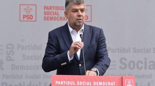 Marcel Ciolacu, şah la PNL şi USR: Banii din pensiile speciale să fie folosiţi pentru dublarea alocaţiilor
