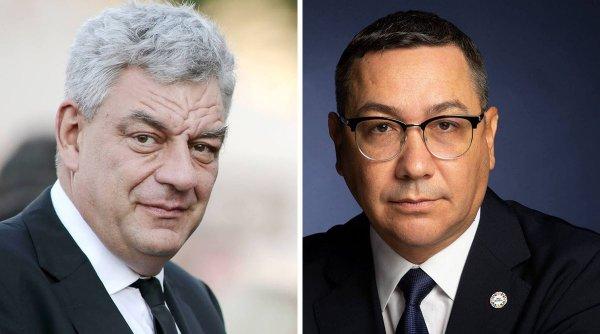 """Mihai Tudose îi declară război lui Victor Ponta: """"Nu intră în Parlament. S-a terminat cu păcăleala. Are înţelegere cu PNL"""""""