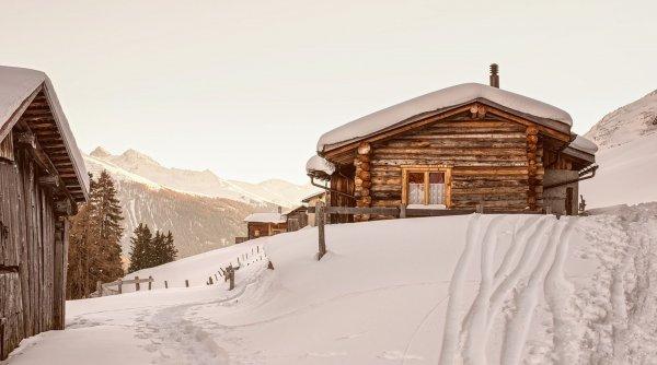 De câți bani au nevoie românii anul acesta pentru o vacanță la munte de Crăciun sau Revelion