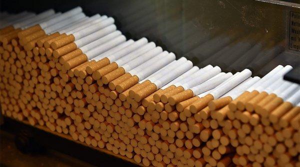 Statul a făcut mai mulți bani din țigări în 2020: British American Tobacco a plătit cu 500 de milioane de lei mai mult în primele 9 luni ale anului