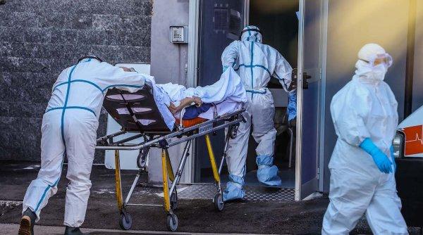Coronavirus în România, 25 noiembrie 2020. 1205 pacienţi internaţi la ATI