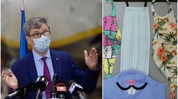 Ministrul Economiei: ''Baticul nu te protejează de COVID''