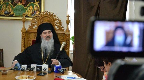 După ce Justiţia a interzis manifestarea, ÎPS Teodosie îi aşteaptă pe oameni la pelerinajul de Sf. Andrei: Cred că participanţii se vor însănătoşi!