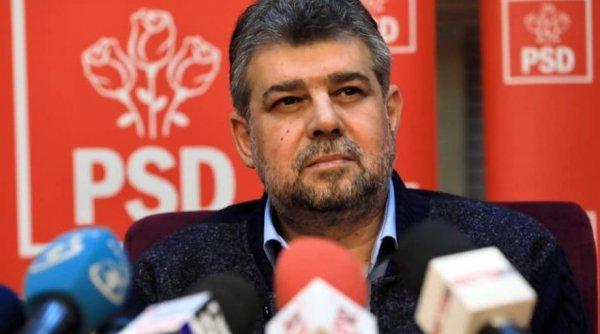 """Marcel Ciolacu dezvăluie ce va face dacă PSD se va clasa pe locul 2 la alegerile parlamentare. """"Presupun că da..."""""""
