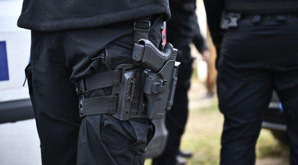 Un polițist de 29 de ani din Giurgiu s-a împușcat în cap cu arma din dotare
