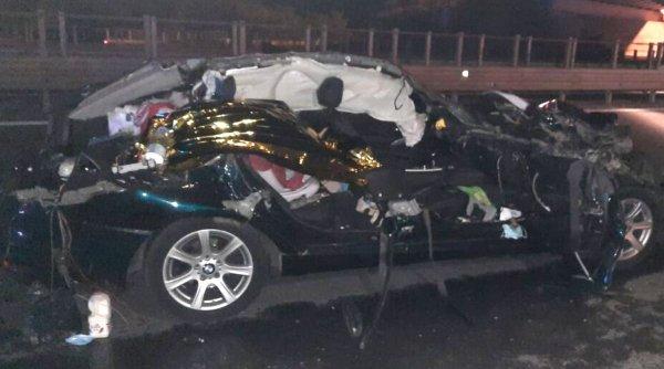 Accident teribil în Mureș. Un tânăr de 19 ani a murit pe loc