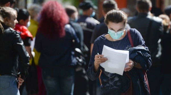 Rata de incidenţă a cazurilor de COVID-19 creşte din nou în Bucureşti, după trei zile de scădere