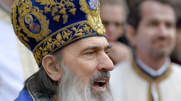 """Dobrogea fierbe! ÎPS Teodosie trimite toți preoții la peștera Sf. Andrei, """"în interes profesional"""""""