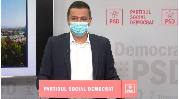 """Sorin Grindeanu, mesaj pentru Victor Ponta: """"Vrea să rupă voturi ca să intre în Parlament"""""""