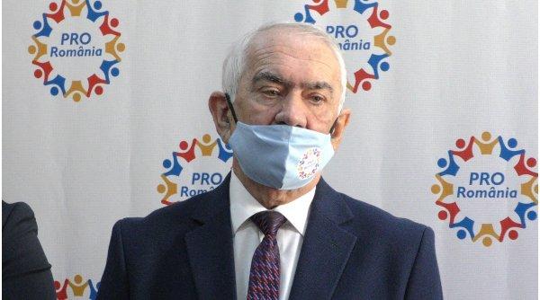 Senatorul Florin Cârciumaru, fost lider PSD Gorj, a trecut la Pro România