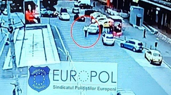"""""""Beizadeaua"""" care a lovit un poliţist cu maşina, pusă sub acuzare. Sindicatul Europol: Începe să se facă dreptate"""