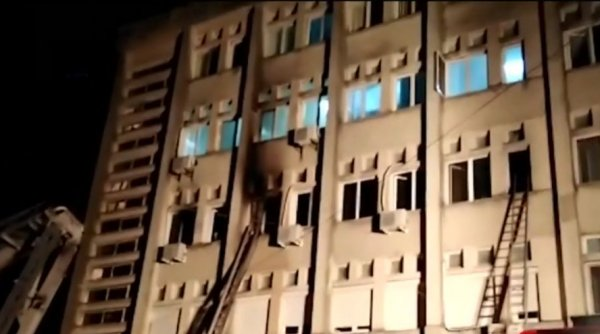 Supraviețuitorul tragediei de la Neamț a ieșit de la Terapie Intensivă