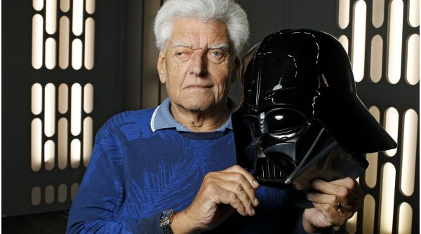 Doliu în cinematografie! A murit actorul care a jucat rolul lui Darth Vader în trilogia originală Star Wars