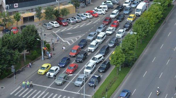 Restricții de trafic în Capitală, pe 30 noiembrie și 1 decembrie. Rutele ocolitoare recomandate
