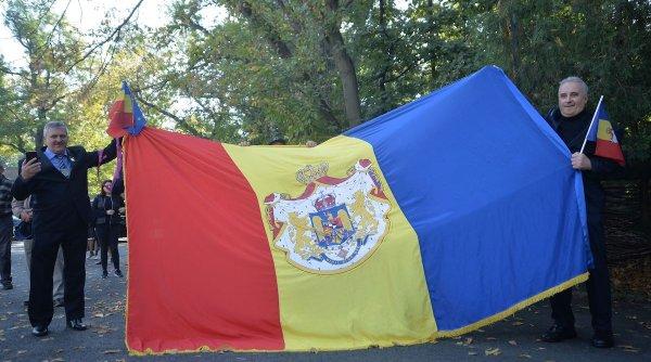 Copiii românilor din diaspora, mare surpriză cu ocazia zilei naţionale